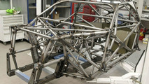 VW Race Touareg 2 Takes Shape for 2009 Dakar