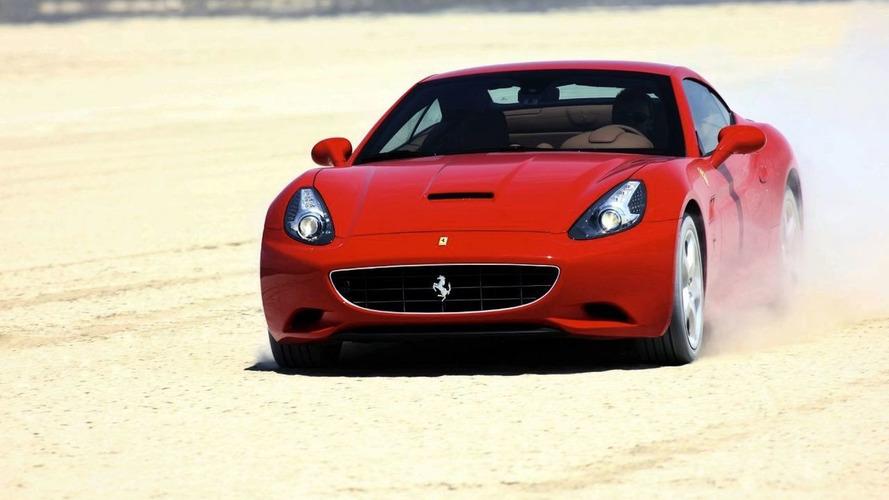 Ferrari California with Manual Trans Further Details Emerge