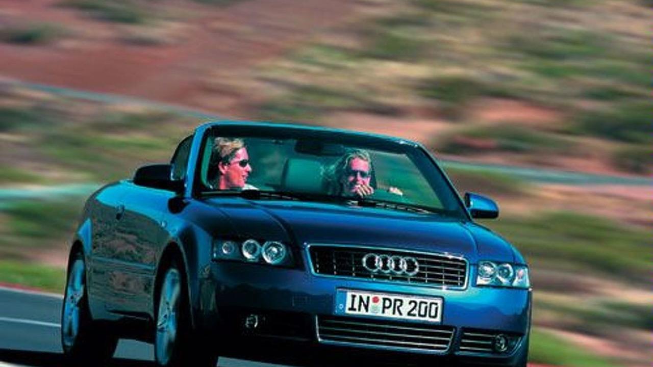 Audi Cabriolet 1.8T