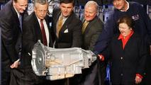 First light-duty, hybrid transmission