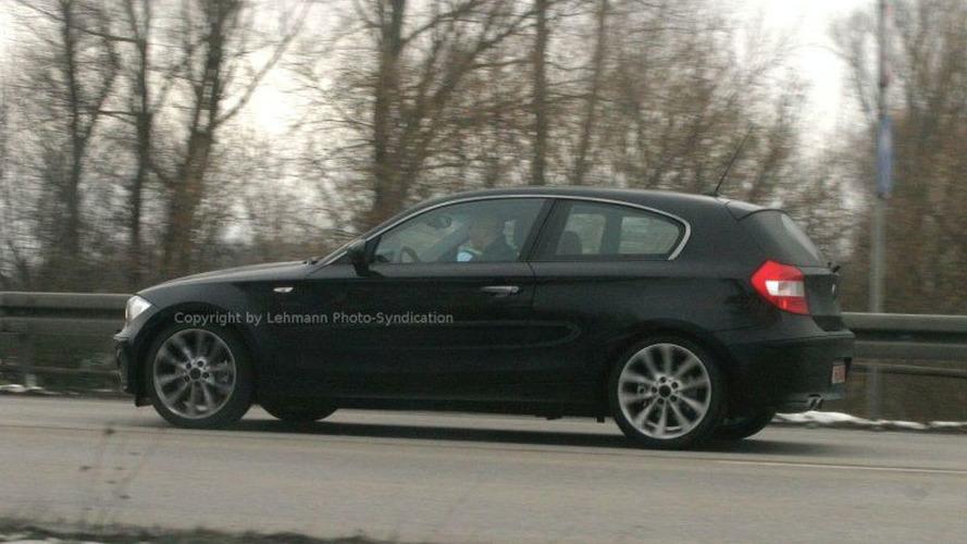 BMW 1-Series as Sporty Three-Door