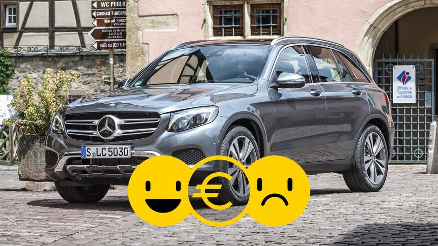 Promozione Mercedes GLC, perché conviene e perché no