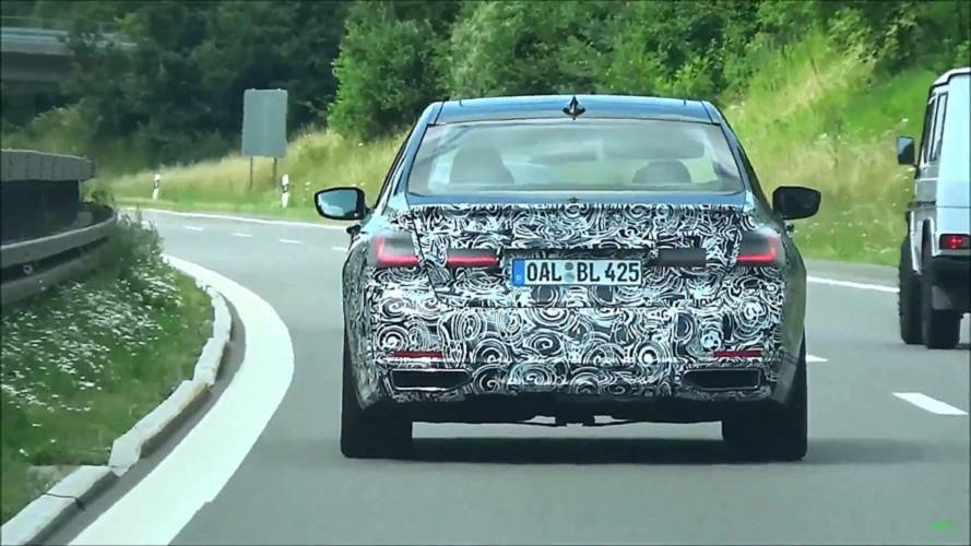 Alpina B7 facelift spotted (briefly) on the Autobahn