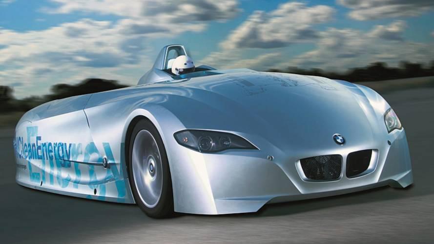 BMW H2R, l'idrogeno dei record