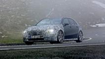 Mercedes-AMG A45 Spy Photos