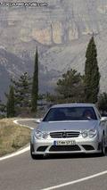 Mercedes CLK 63 AMG Black Series: Further Engine Details