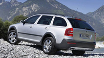 Skoda Octavia Scout Arrives (UK)