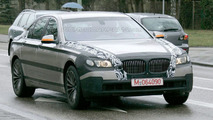 New BMW 7 Series Spy