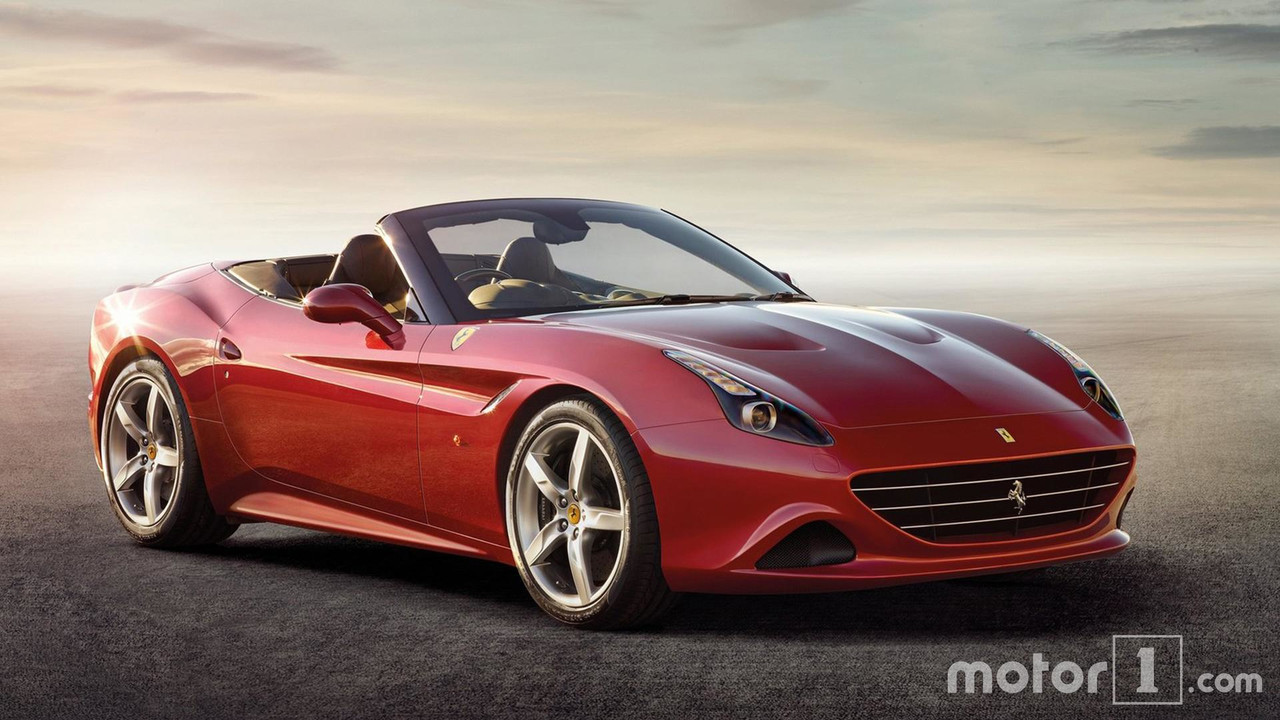 Ferrari Portofino Vs California T See The Changes Side By