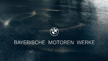 Black-and-White BMW Logo
