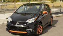 2016 Nissan Versa Note Color Studio