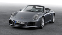 2016 Porsche 911 Carrera facelift