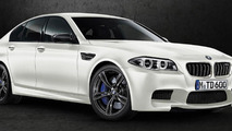 BMW M5 White Shadow (AU-spec)