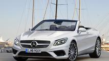 2016 Mercedes-Benz S-Class Convertible render