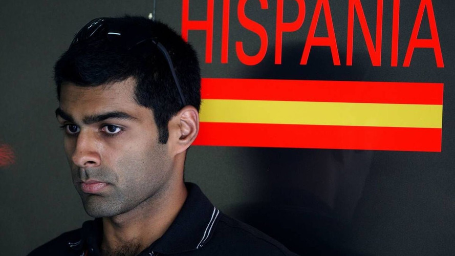 Chandhok says Indian GP not funding HRT seat