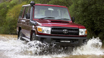 2007 Toyota LandCruiser 76 Wagon Workmate