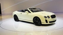 Bentley Continental Supersports Convertible in Geneva