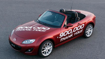 900,000th Mazda MX-5 Miata - 04.2.2011