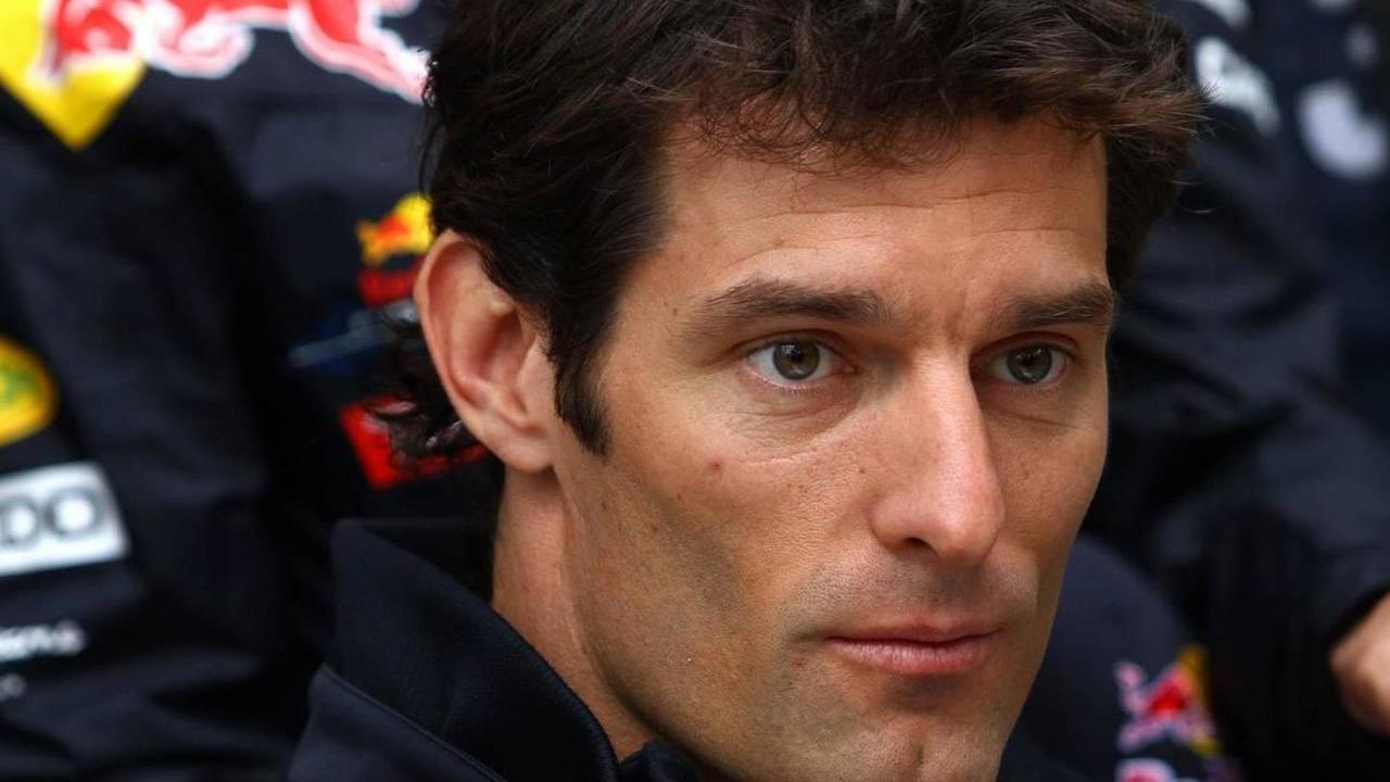 Mark Webber (AUS), Red Bull Racing