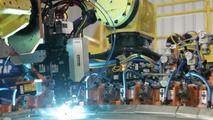 Cadillac CT6 manufacturing process