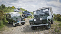 Land Rover Heritage Driving Experience