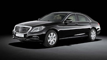 Mercedes-Benz S600 Guard officially revealed