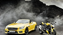 Mercedes-Ducati SLK 55 AMG unveiled