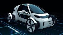 Volkswagen NILS Concept EV 02.09.2011