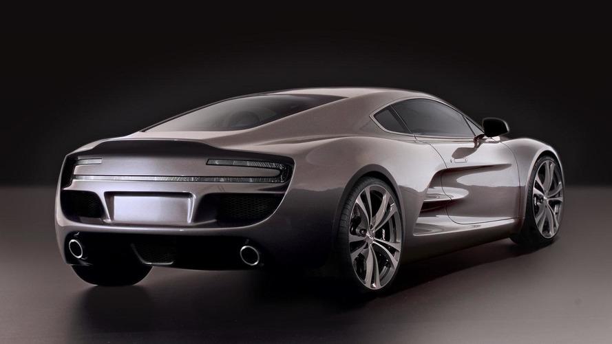 HBH Bulldog GT revealed - based on the V12 Vantage
