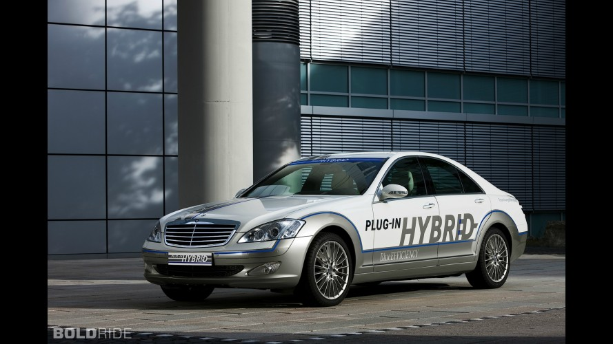 Mercedes-Benz S500 Plug-in Hybrid