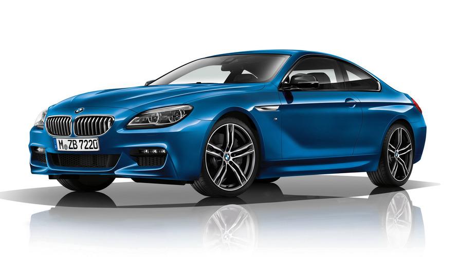 BMW 6 Serisi modellerini M Sport Limited Edition ile tazeleyecek