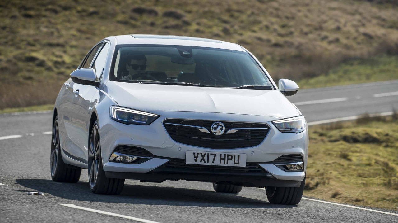 2017 Vauxhall Insignia Grand Sport First Drive: Welcome ...