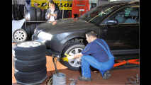 Neuer GTÜ-Reifentest