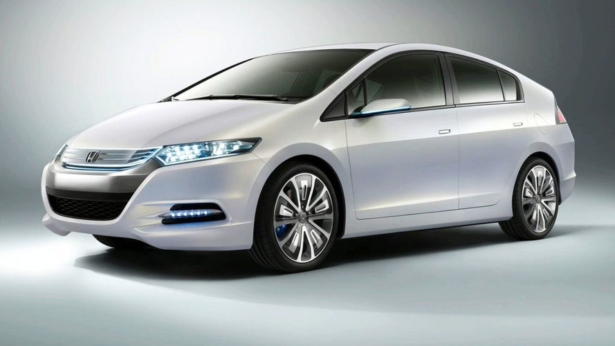 Honda Reveals Insight Concept for Paris