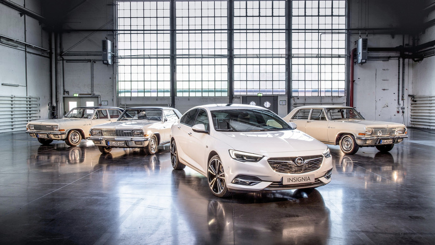Opel Brings Eight Past And Present Flagships To Techno Classica