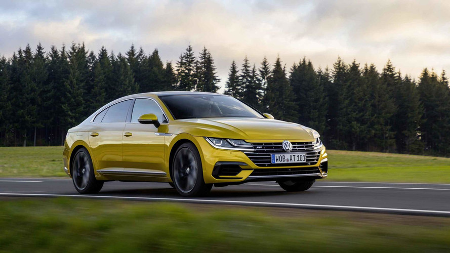 2019 Volkswagen Arteon First Drive: Aiming High