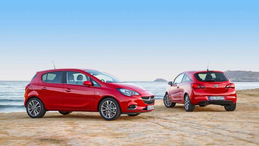Opel Corsa rétrospective