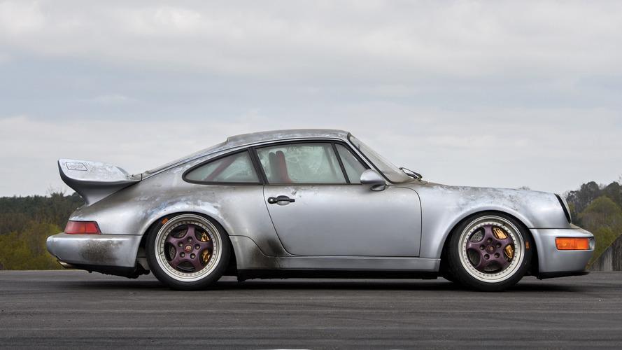 Unused Porsche 911 Carrera RSR 3.8 Grabs $2.25 Million At Auction