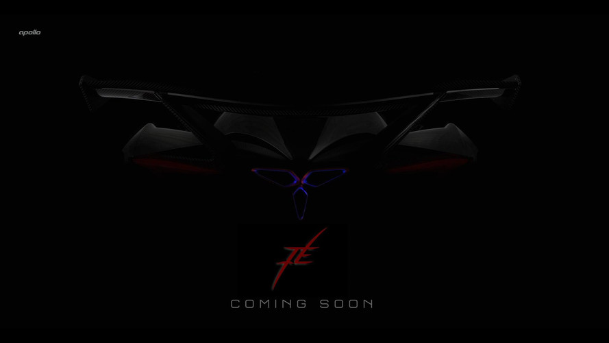 Apollo IE Teaser Kicks Off Post-Gumpert Era