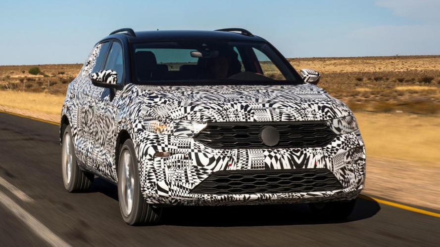 Volkswagen T-ROC camuflado