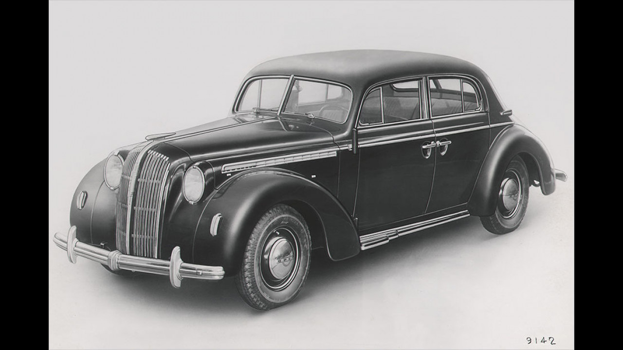 Opel Admiral (1937)