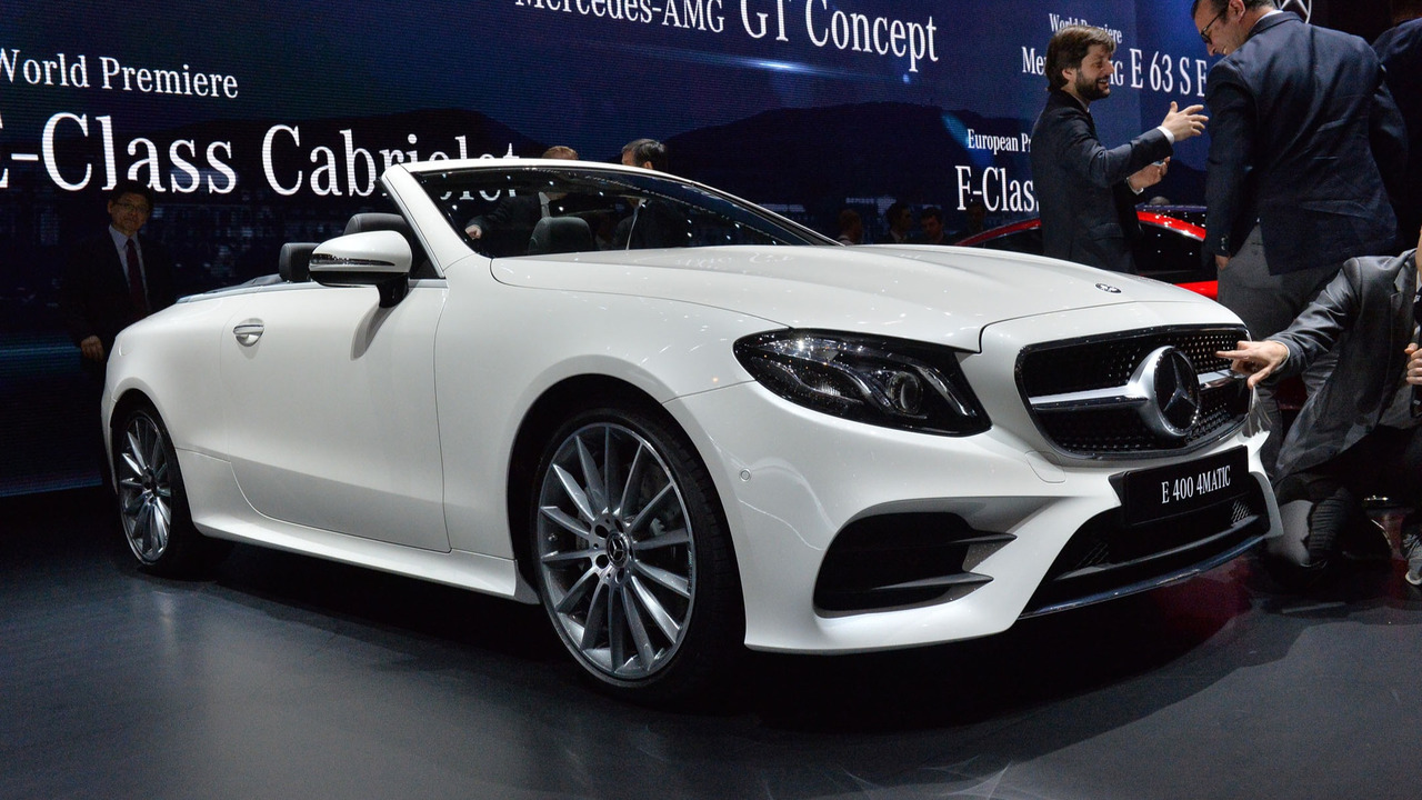 2018 mercedes e class cabriolet go on take your top off. Black Bedroom Furniture Sets. Home Design Ideas