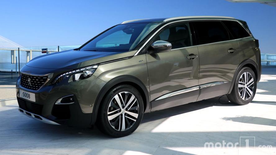 Essai Peugeot 5008 (2017) - Le coffre fort