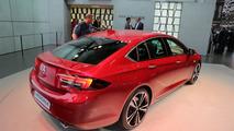 2017 Opel Insignia live in Geneva