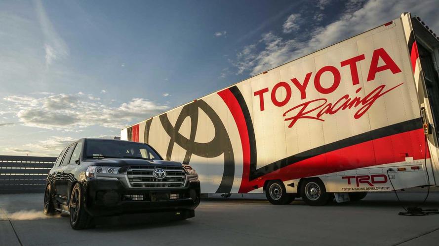 Toyota en hızlı SUV unvanını istiyor