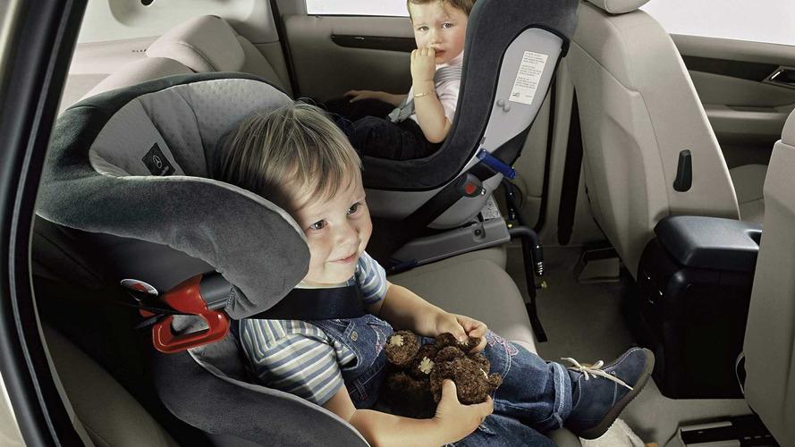 Las sillitas infantiles más seguras