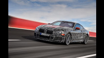 BMW Serie 8 Coupé, ultimi test ad Aprilia
