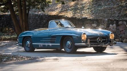 Estos son los 5 Mercedes-Benz descapotables más bellos de la historia