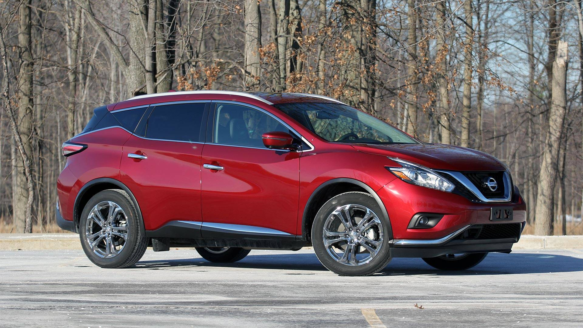Nissan 2018 >> 2018 Nissan Murano Review Style With Substance