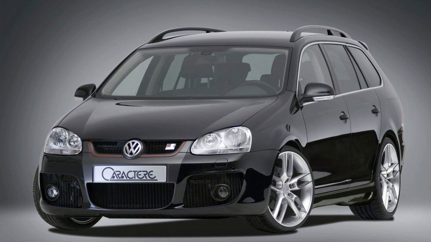 Caractere Styling Kit for New VW Golf Variant
